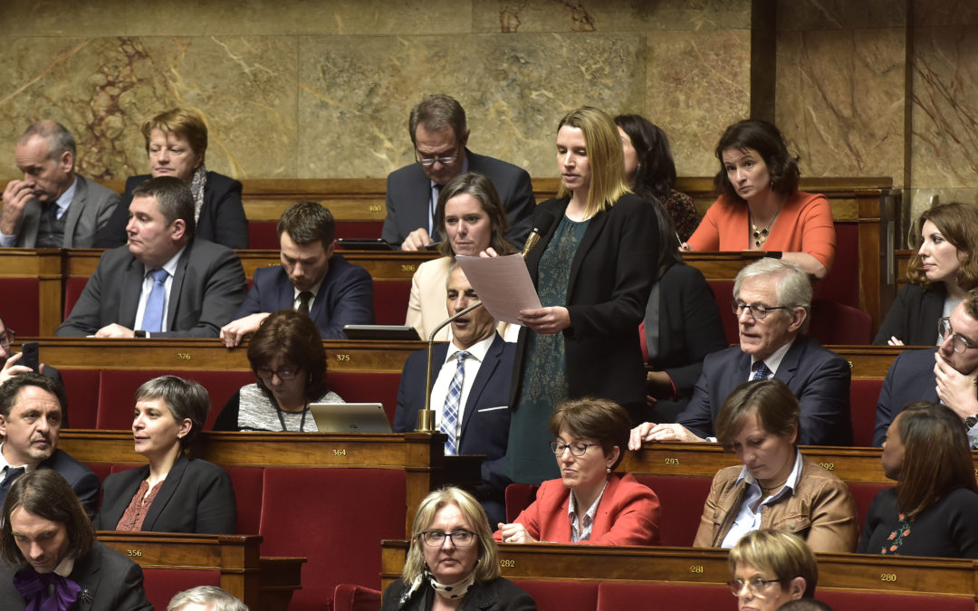 Question au Gouvernement sur la situation migratoire