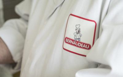 Visite de l'entreprise BERNAUDEAU à Montreuil-Bellay