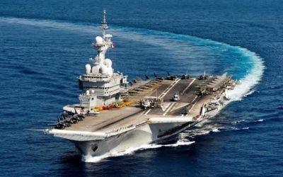 Tribune sur la défense maritime dans la Revue du Trombinoscope