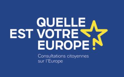 Jeudi 25 octobre 2018 à 14h00 : Consultation citoyenne à Saumur avec Nathalie LOISEAU, Ministre des Affaires européennes.