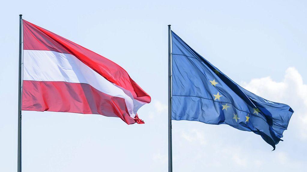 Déplacement à Vienne dans le cadre d'une conférence interparlementaire sur la Politique extérieure de l'UE