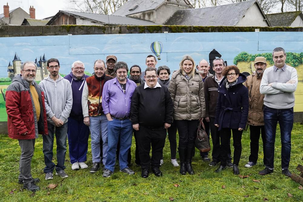 Pension de famille ADOMA de Saumur