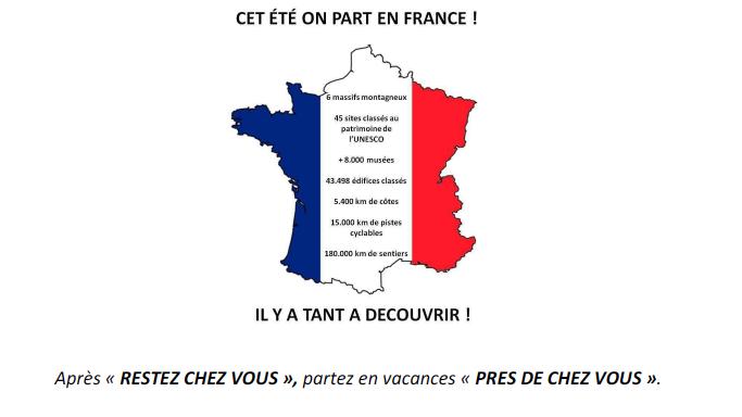 """""""Pour un tourisme à réinventer"""""""