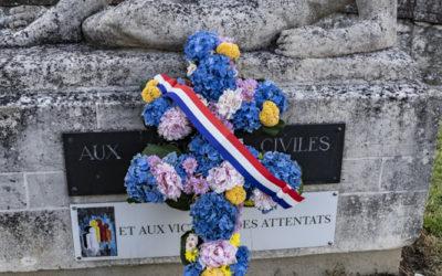 Commémorations à Saumur des 80 ans de l'Appel du 18 juin 1940 et de la bataille des cadets de Saumur, les 19 et 20 juin 1940.