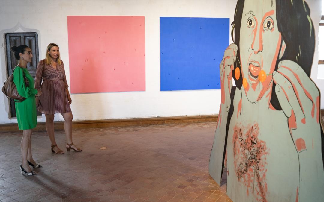 Art contemporain à Montsoreau