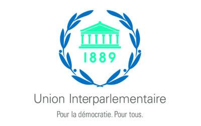 Participation à la Conférence mondiale des Présidents de Parlement organisée par l'Union interparlementaire