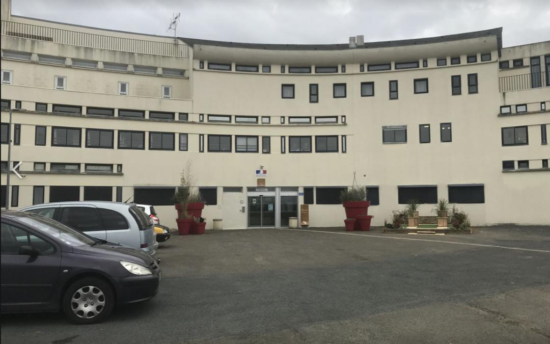 Visite de l'établissement Edgard Pisani de Montreuil-Bellay