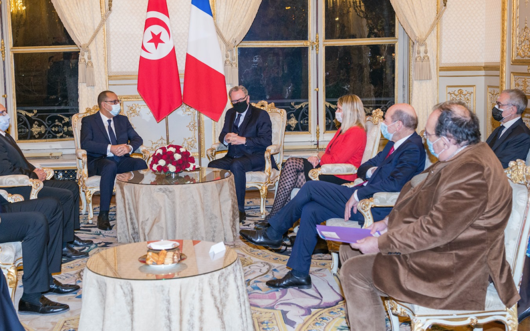 Semaine de diplomatie parlementaire